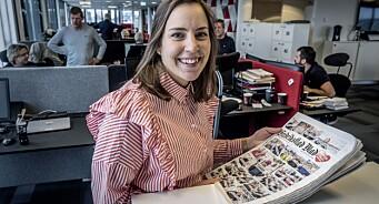 - Vi har laget en superlokal lokalavis, som går enda tettere på folks nabolag, sier Elisabeth Skovly om Fredriksstad Blads siste satsing