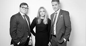 Rud Pedersen vokser - 40 prosent topplinjevekst og tre nye partnere: Skogrand, Husby Moore og Ringard rykker opp
