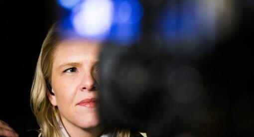 Sylvi Listhaug sikret TV 2 Nyhetskanalen sin sterkeste seerdag så langt i år
