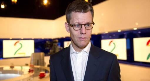 Det er atter deilig å være dansk eier av norske TV 2. Nå vil Egmont bruke litt av den store pengebingen på å kjøpe søsterkanalen i Danmark