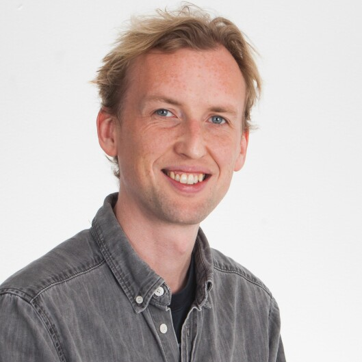 Fredrik Dyrnes Svendsen går til Amedia.
