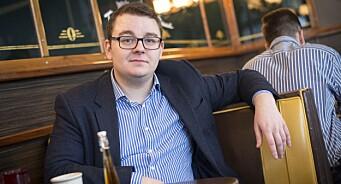 Espen Teigen har fått ny jobb som rådgiver for Sylvi Listhaug på Stortinget. Skal også være rådgiver for Bård Hoksrud