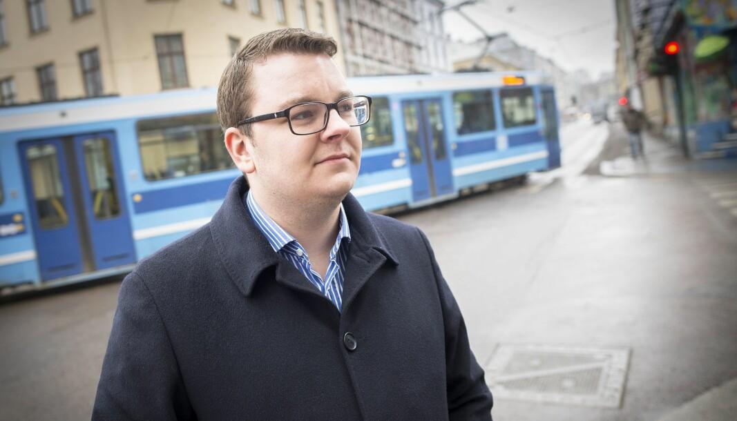 Espen Teigen, prosjektleder for valget i Nettavisens politiske avdeling, avviser kritikken.