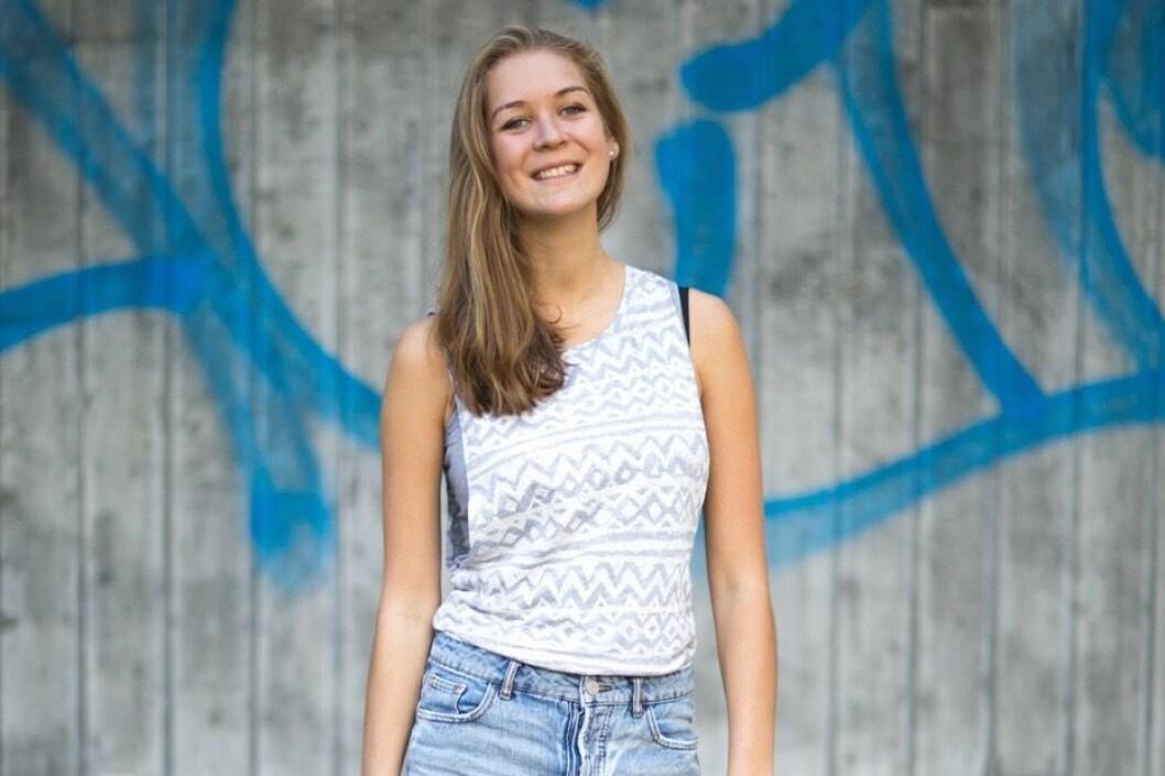 23-åringen Johanna Magdalena Husebye har allerede sikret seg fast jobb.