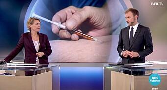 NRK lager urealistiske forventninger til rusreformen. Det er ikke slik at man slutter å dø av heroin selv om det ikke er straffbart å bruke det