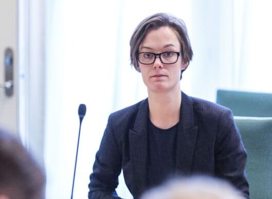Stortingsrepresentant Anette Trettebergstuen (Ap).