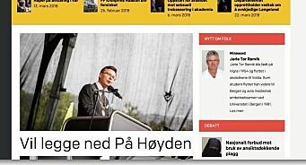Universitetet i Bergen vil legge ned «På Høyden» for å gjøre avisen til en del av Khrono