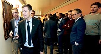Mats Rønning forlater NTB etter 17 år - blir leder for politisk avdeling i Dagbladet