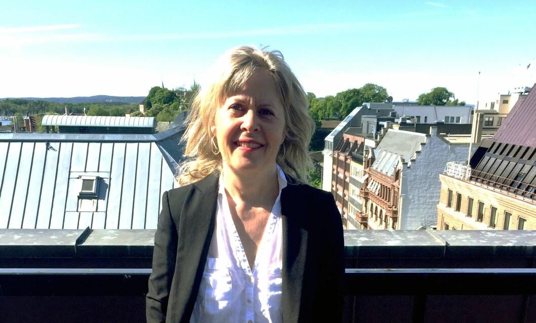 Anette Dahl, kontorsjef ved Sivilombudsmannen.
