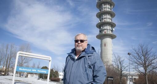 NRKJ-leder reagerer etter at Tron (61) ble tatt av lufta. «Ikke overbevist» om at dialogen har vært god nok i forkant
