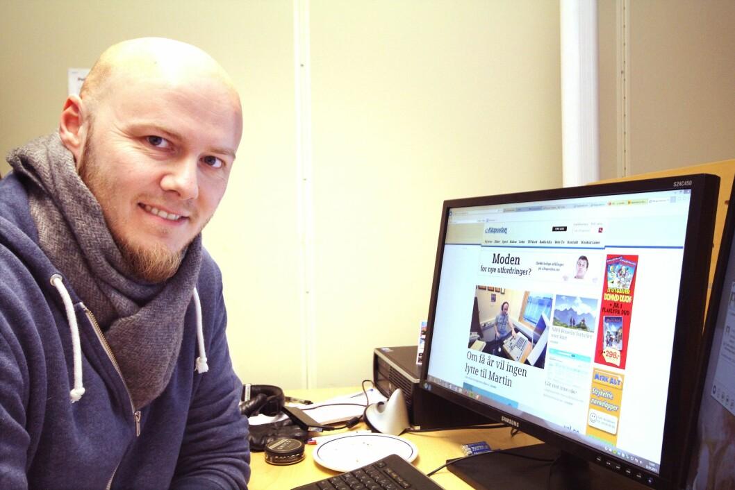 TOM SKOGLUND, nyhetsredaktør i Altaposten.