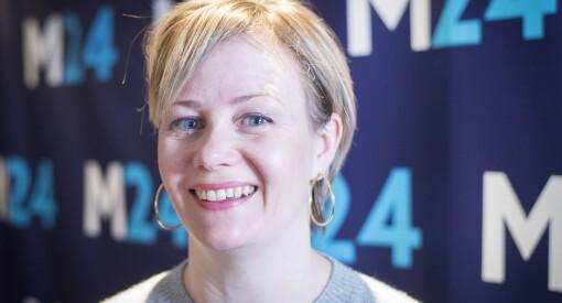 NRK-profilen hylles for pappa-spørsmål i Dagsnytt 18: – Digger det