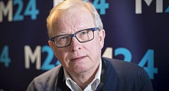 Hjerneblødning i norske medier?