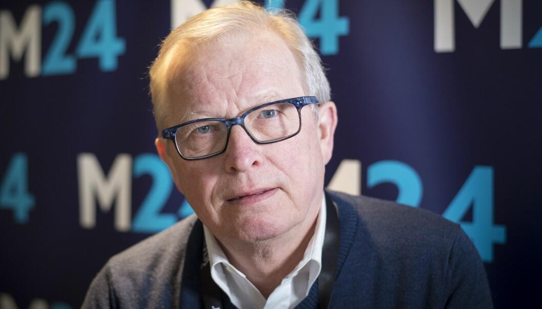 Juryleder Bernt Olufsen i SKUP svarer Amedia.