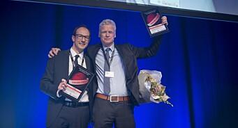 VGs Ronny Berg, Stian Eisenträger og Espen Rasmussen vinner årets IR-pris for «Det hvite raseriet / Det amerikanske hatet»