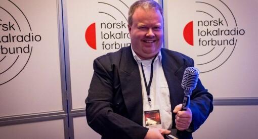 Heder til en ekte ildsjel: Lokalradioprisen 2018 til Eivind Engberg for hans mangeårige innsats og kunnskapsdeling