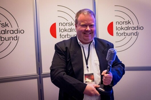 Fra Norsk Lokalradio Forbunds Landsm¿te 2018 i Kristiansand.
