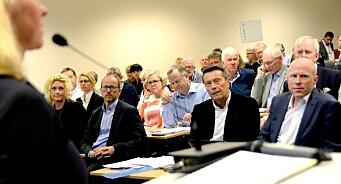 DN: Mentor Mediers styreleder tar ikke gjenvalg på generalforsamlingen i mai