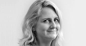 Kristin Wilhelmsen Hansen (38) blir ny ansvarlig redaktør og daglig leder i Vestby Avis