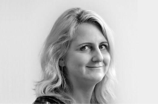 Kristin Wilhelmsen Hansen (38) er ansvarlig redaktør og daglig leder i Vestby Avis.