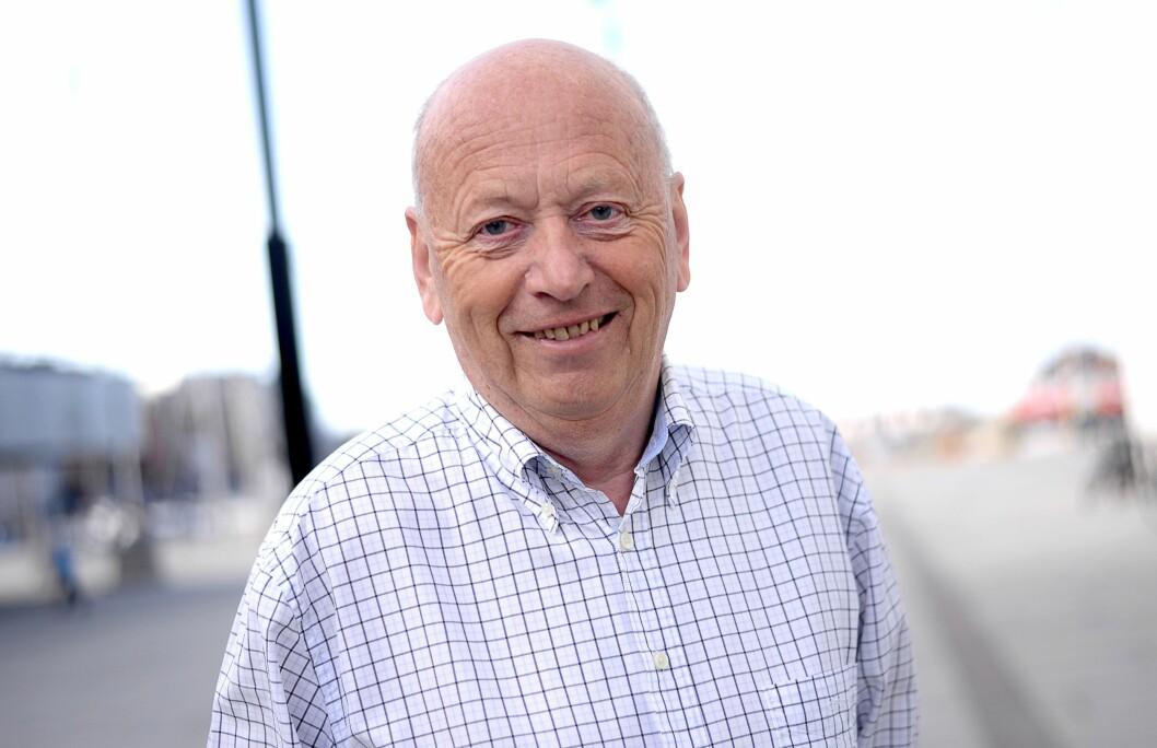 Odd Reidar Øie, medieinvestor.