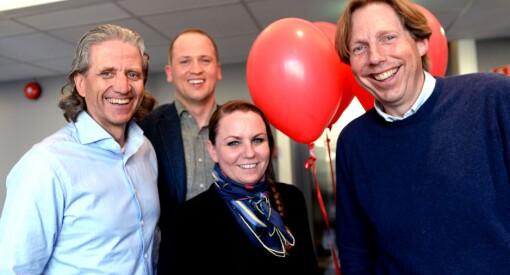 Da Paal Fure kom på frierferd, sa Nils Røang ja: Dentsu kjøper RED - samler 320 ansatte og en omsetning på 3,7 milliarder