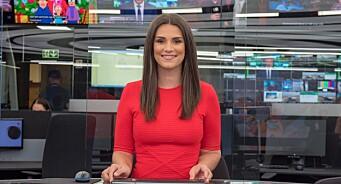 Ingrid Halstensen (30) blir fotball-korrespondent for TV 2 i England