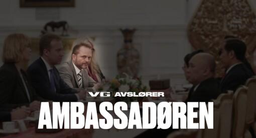 Ambassadøren som ble hentet hjem fra Indonesia har klaget VG til PFU. Mener avisa har brutt 10 punkter i Vær varsom-plakaten