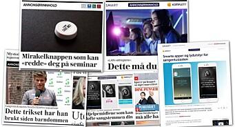 Det viktige skillet mellom journalistikk og reklame: Derfor ble VG felt i PFU forrige uke