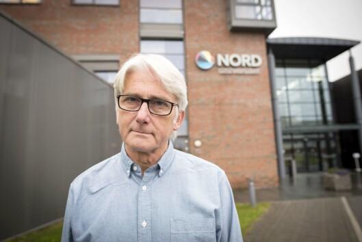 Førsteamanuensis Bengt Morten Engan ved Nord universitet.
