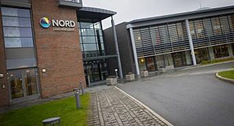 Journalistikkstudiet i Bodø startes opp igjen høsten 2020