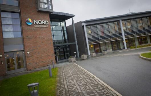 Nord universitet i Bodø.