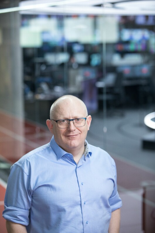 TV 2 Sumo-direktør Christian Birkeland.