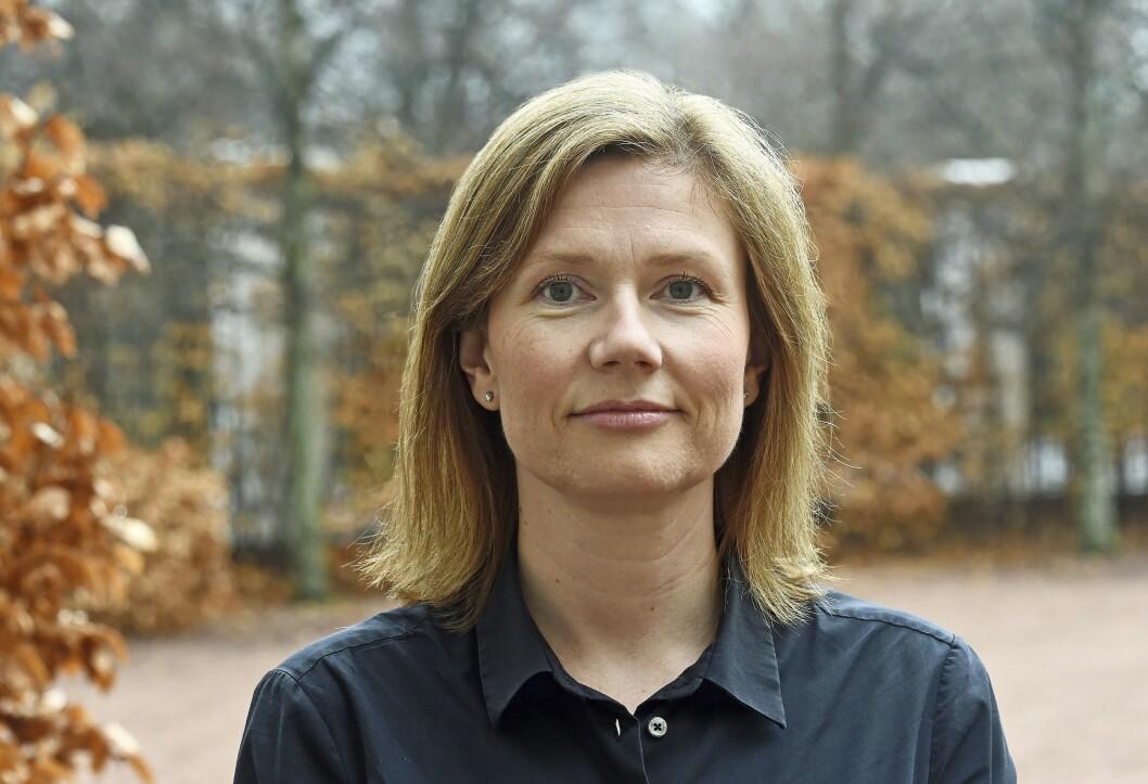 Guri Ofstad Varpe (46) er ansatt som kommunikasjonssjef ved Det kongelige hoff, og tiltrer stillingen 1. juni 2018.