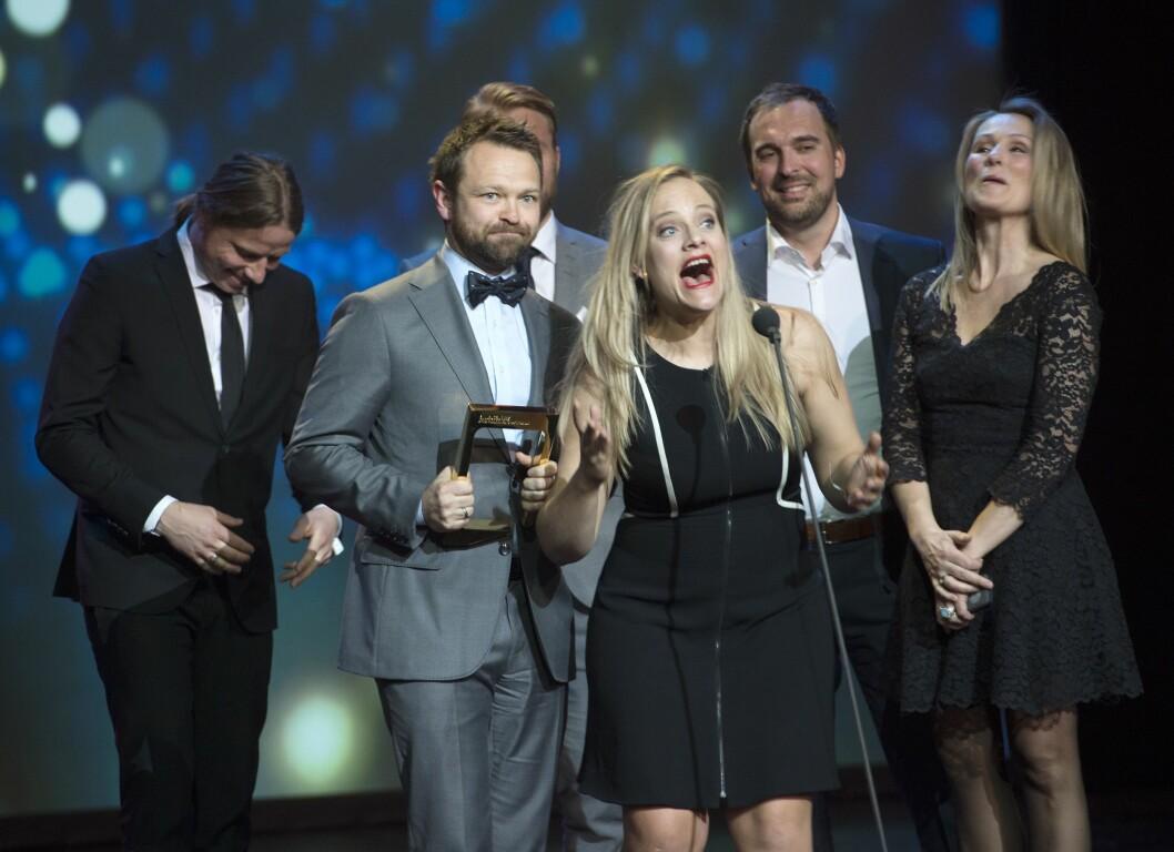 I 2015 gikk Gullruten for «beste event eller sportssending» - til Gullruten.