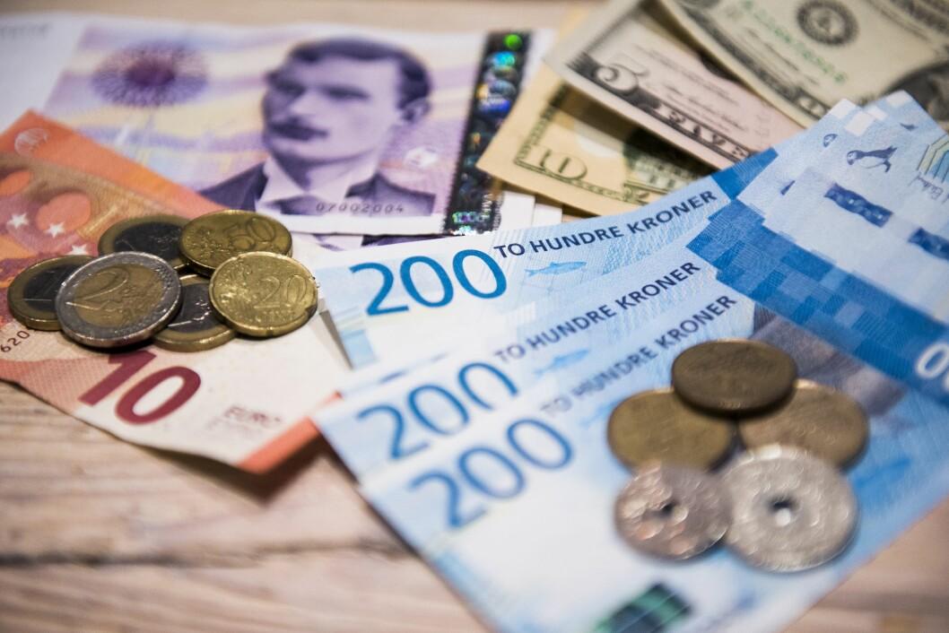 Fritt Ord tildeler penger til norsk journalistikk. Illustrasjonsfoto