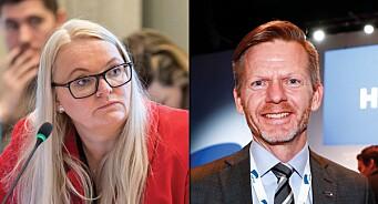 Nå reagerer mediepolitikerne på uroen rundt journaliststudiet i Bodø. Tage Pettersen tar saken opp med kunnskapsministeren