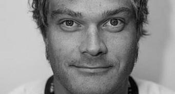 Preben Sparre-Enger (47) er ansatt som redaksjonell digitalleder i Ringerikes Blad