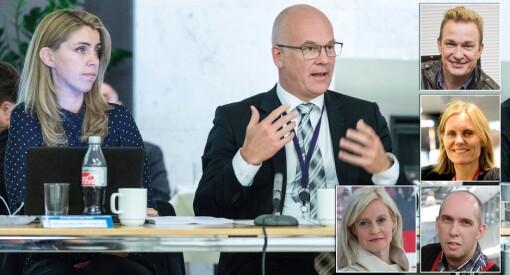 Hvem kan erstatte Alexandra Beverfjord som nyhetsdirektør i NRK? Her er 11 navn vi tror kan være aktuelle
