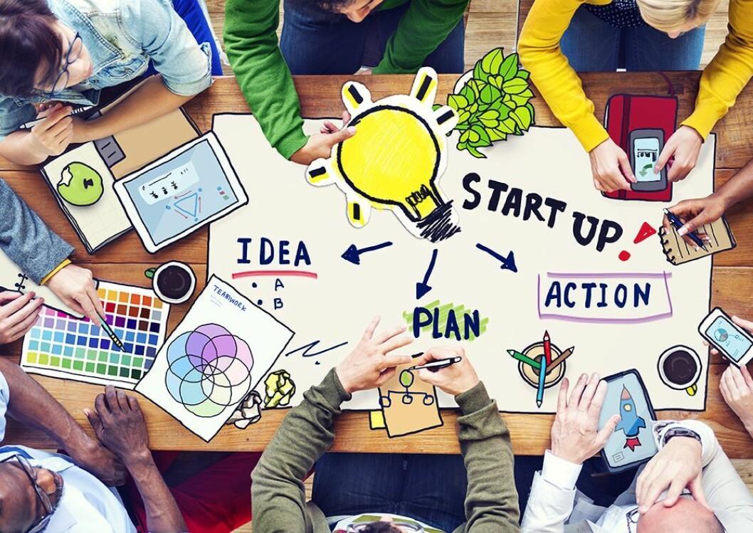 Hvilke gode ideer kommer ut av samarbeid? Under NMD Startup torsdag får vi se noen av dem.