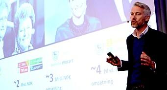 - Vi brukte for lang tid på omstillingen, erkjenner TV 2-sjef Olav Sandnes