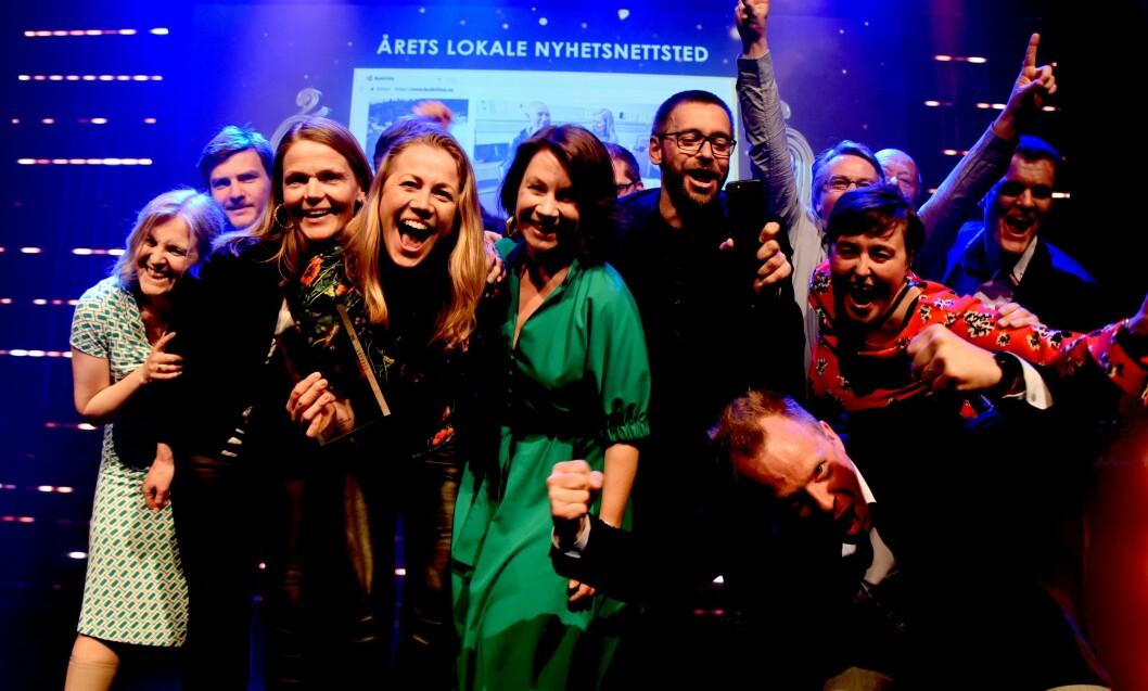 Budstikka vant mediepris i 2018. Hvem stikker av med prisene i år?