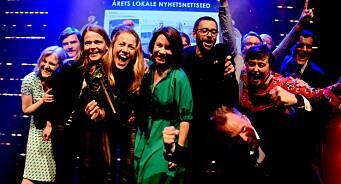 Disse kan vinne digitalpriser i Bergen