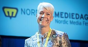 - Jeg er så lei av dommedagsprofetiene, sier en av dansk mediebransjes mektigste kvinner. Slik skal mediene tjene penger fremover