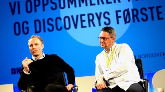 Kommunikasjonsdirektør Espen Skoland og sportsdirektør Eirik Koren foralte om opp- og nedturene med OL.