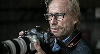 I 2016 la Nordlys ned jobben hans og Torgrim ble reklamefotograf. Nå snur avisen - og 54-åringen går tilbake redaksjonen