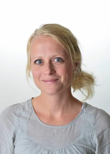 Elin Stueland i Aftenbladet.