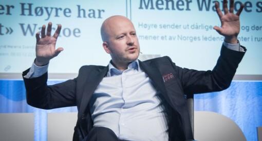 Sigbjørn Aanes levde av å spinne journalister. Nå snakker Ernas tidligere statssekretær ut om livet som regjeringas «våpendrager»