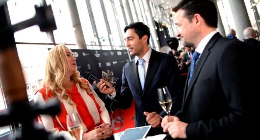 Gullruten vorspiel: Vi tar tempen på den røde løperen - med både kjendiser og TV-sjefer