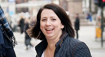 Hanne Kirknes Løvik (35) er ansatt som ny fagmedarbeider ved Institutt for Journalistikk